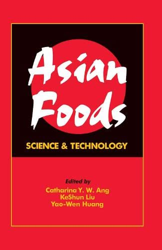 9781566767361: Asian Foods: Science and Technology