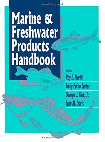 Marine and Freshwater Products Handbook (Hardback)