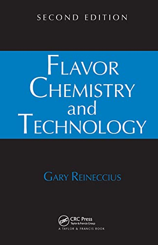 9781566769334: Flavor Chemistry and Technology, Second Edition