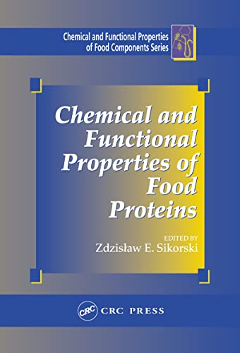 9781566769600: Chemical and Functional Properties of Food Proteins (Chemical & Functional Properties of Food Components)