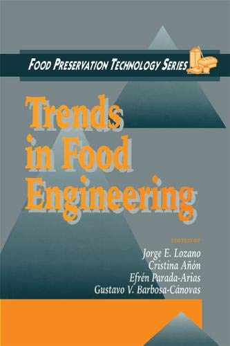 9781566769914: Trends in Food Engineering (Food Preservation Technology)