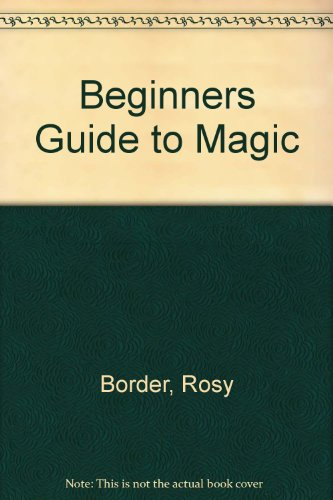 9781566800082: Beginners Guide to Magic