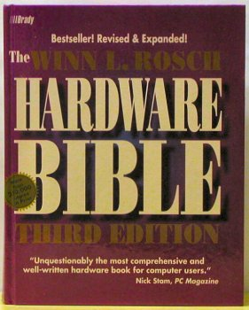 9781566861892: The Winn L. Rosch Hardware Bible Third Edition