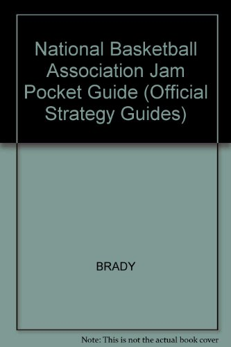 NBA JAM Official Pocket Codes (Official Strategy Guides): BradyGames