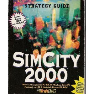 9781566862059: Sim City 2000: Authorized Strategy Guide (Official Strategy Guides)