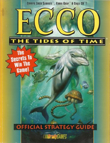 9781566862295: Ecco: Tides of Time (Official Strategy Guides)