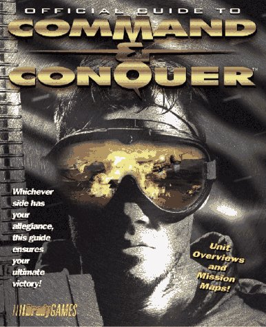 9781566862479: Official Guide to Command & Conquer (Official Strategy Guides)