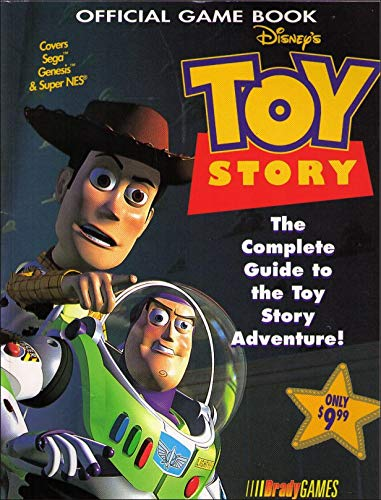 9781566864473: Disney's Toy Story Official Game Book (Official Strategy Guides)