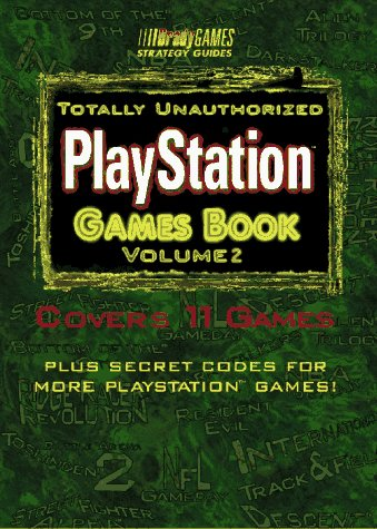 9781566865739: PlayStation: v. 2: Official Games Book (Official Strategy Guides)