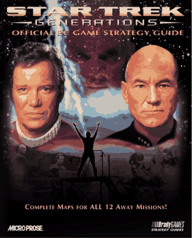 Star Trek Generations (1566865891) by BradyGames