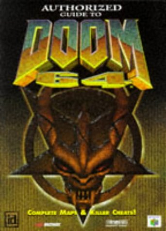 9781566867085: Authorized Guide to Doom 64 (Bradygames) (Official Strategy Guides)