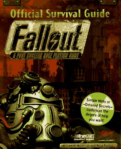 Official Guide to Fallout (Official Strategy Guides): Keith, Bill
