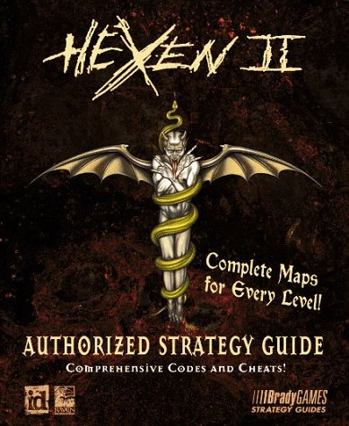 9781566867245: Hexen 2 Authorized Guide (Official Strategy Guides)