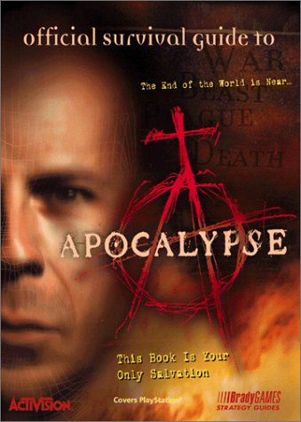 Apocalypse Official Strategy Guide (Bradygames Strategy Guides).