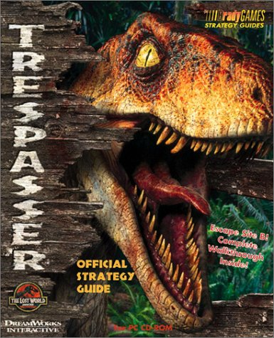 9781566867375: Trespasser Official Strategy Guide (Bradygames Strategy Guides)