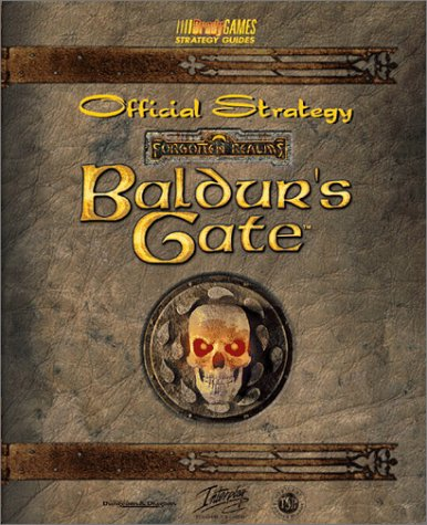 9781566867887: Baldur's Gate Official Strategy Guide