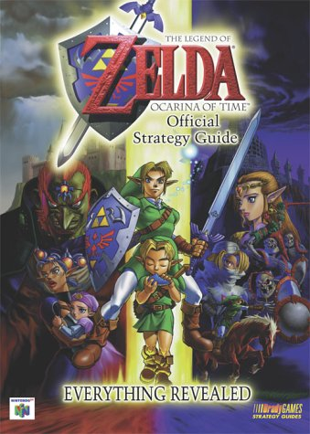 9781566868082: The Legend of Zelda Ocarina of Time: Official Strategy Guide
