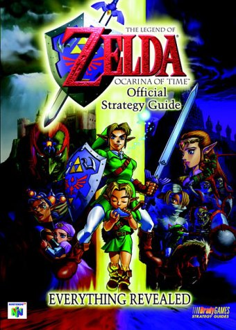 9781566868082: The Legend of Zelda Ocarina of Time : Official Strategy Guide