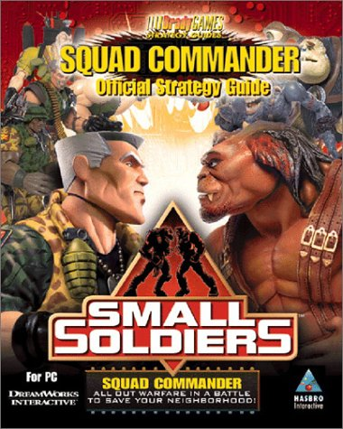9781566868174: Small Soldiers Official Strategy Guide (Official Strategy Guides)