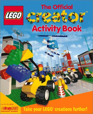 9781566868358: Lego Creator Official Activity Book (Bradygames Strategy Guides)