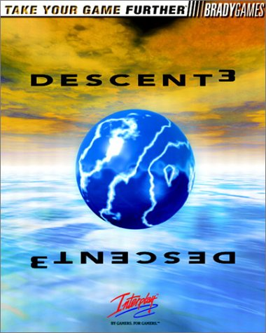 9781566868440: Descent 3 Official Strategy Guide (Brady Games)