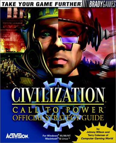 9781566868457: Civilization: Call to Power Official Strategy Guide (Brady Games)