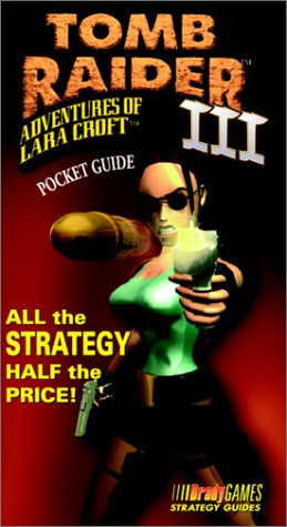 9781566868488: Tomb Raider 3 Pocket Guide (Brady Games Strategy Guides)
