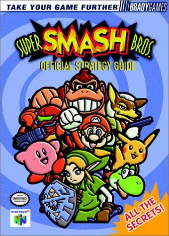 9781566869003: Super Smash Bros. BradyGAMES Official Strategy Guide