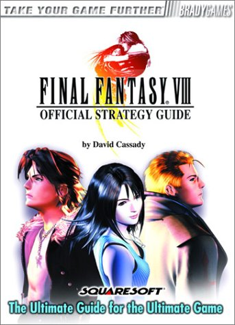 9781566869034: Final Fantasy VIII: Official Strategy Guide (Brady Games)