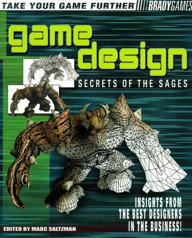 9781566869041: Game Design: Secrets of the Sages Guide