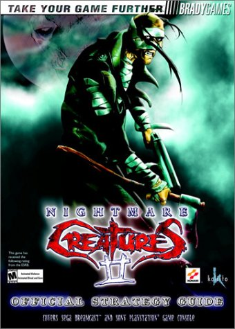 9781566869157: Nightmare Creatures II Official Strategy Guide (Official Strategy Guides)