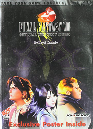 Final Fantasy VIII Osg El: BradyGames