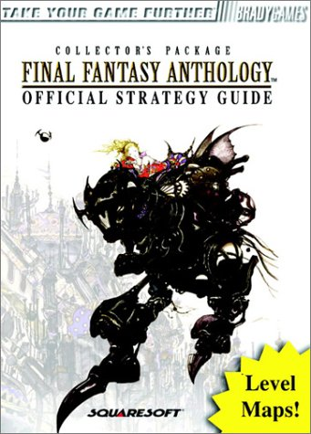 9781566869256: Final Fantasy Anthology Official Strategy Guide (Brady Games)
