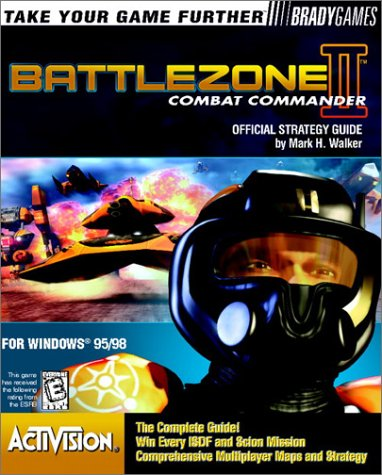 9781566869362: Battlezone II Official Strategy Guide