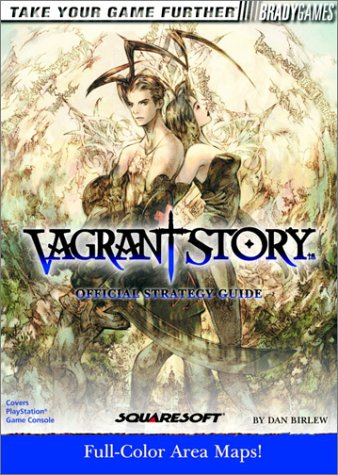 Vagrant Story Official Strategy Guide (Bradygames Strategy Guides): Birlew, Dan