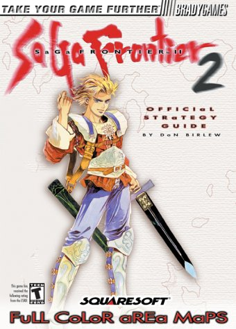 9781566869720: Saga Frontier Two: Strategy Guide (Official Strategy Guide)