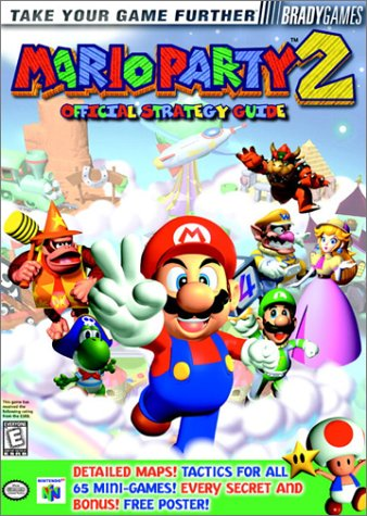 9781566869737: Mario Party 2 Official Strategy Guide