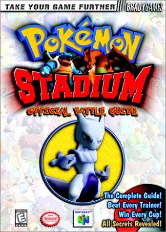 9781566869744: POKEMON STADIUM - Official Battle Guide