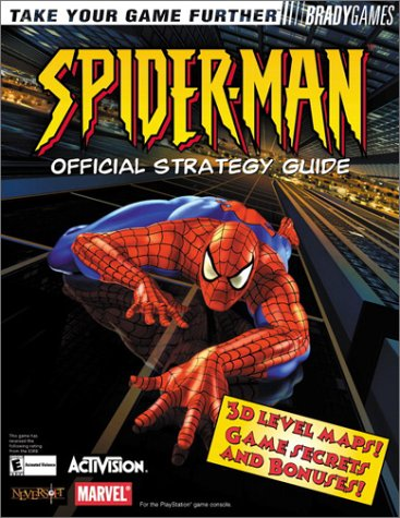 Spider-Man Official Strategy Guide (Official Strategy Guides): Phillip Marcus