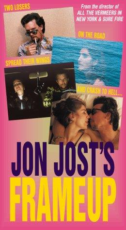 9781566871020: Jon Jost's Frameup [VHS]