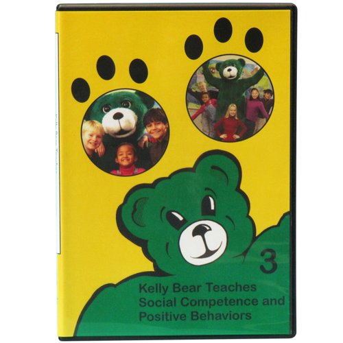 9781566887977: Kelly Bear Teaches Social Competence and Positive Behaviors