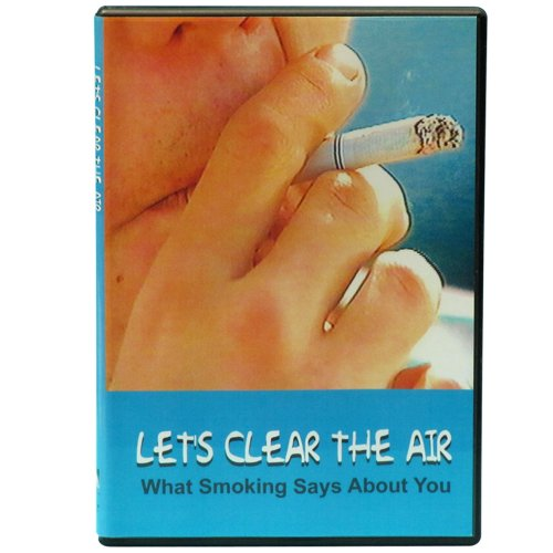 9781566888097: Let's Clear the Air - What Smoking Says About You