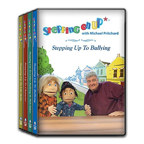 9781566889384: Stepping On Up DVD Series