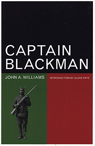 9781566890960: Captain Blackman (Black Art Movement)