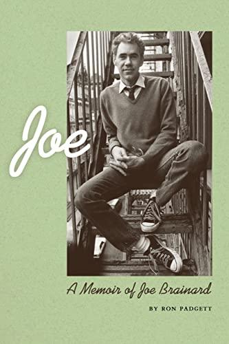 9781566891592: Joe: A Memoir of Joe Brainard
