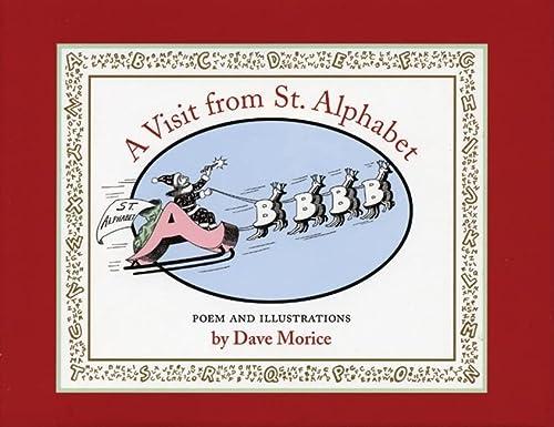 A Visit from St. Alphabet (Hardback): Dave Morice