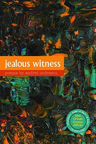 Jealous Witness (1566892171) by Codrescu, Andrei