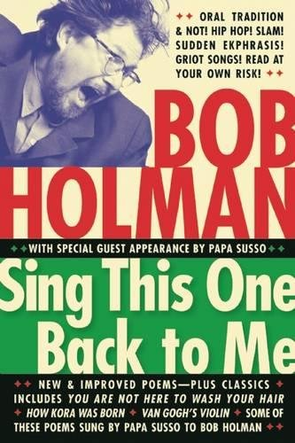 Sing This One Back to Me: Holman, Bob