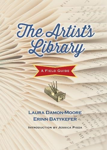 9781566893534: The Artist's Library: A Field Guide (Books in Action)