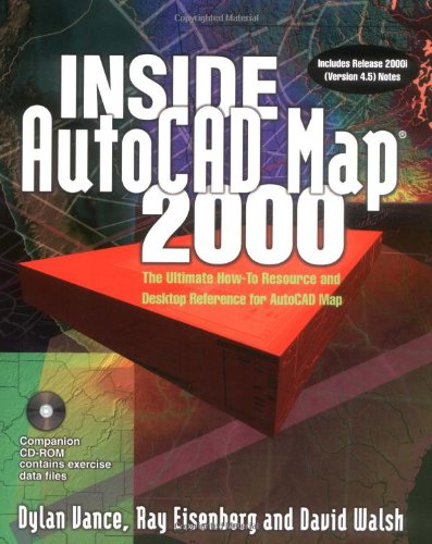 9781566901932: Inside AutoCAD Map 2000: Form 2